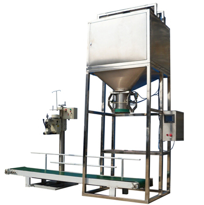 2DC-50K Granule Two Hoppers Weighing and Filling Machine