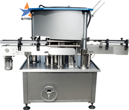 Canned Food Sealing Machine