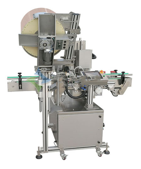 XH-30D Automatic Vacuum Capping Machine