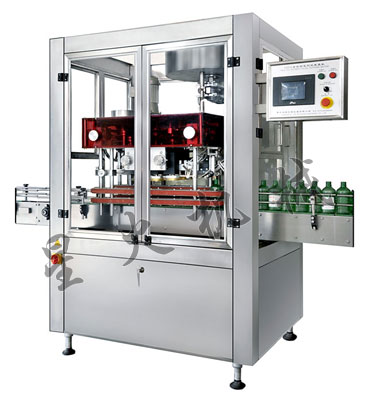 FXZ-A Automatic Inline Capping Machine