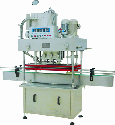 SP-XG Automatic High Speed Capping Machine