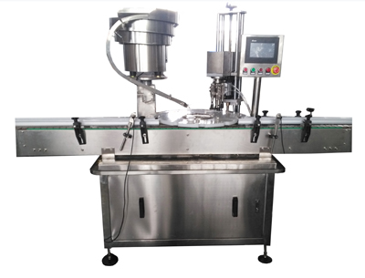 SP-SG Automatic Locking Capping Machine