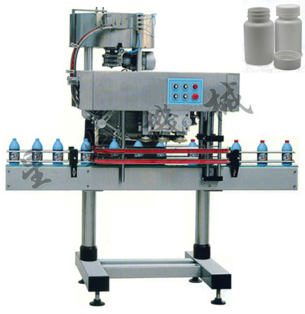 HU-160A Automatic In-line Capping Machine