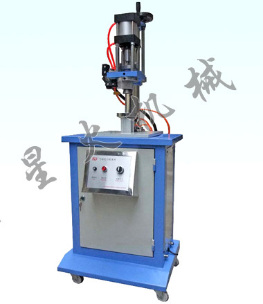 Perfume Glass Bottle Capping Machine