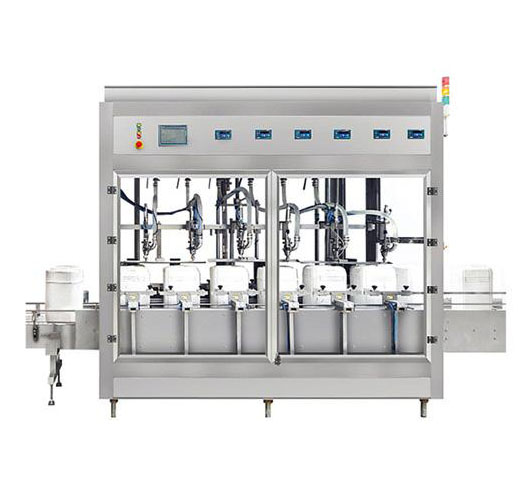 CZ-6 Weighing Type Fully Automatic Filling Machine
