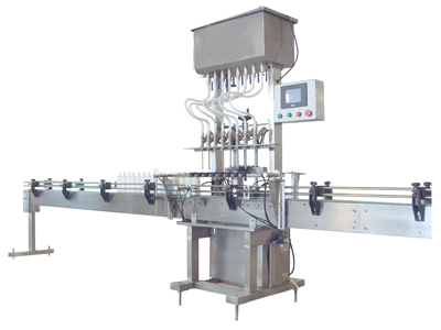 L8 Automatic Liquid Filling Machine For Juice, Sauce, And Detergents
