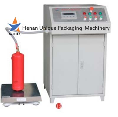 Water Based Fire Extinguisher Filling Machine