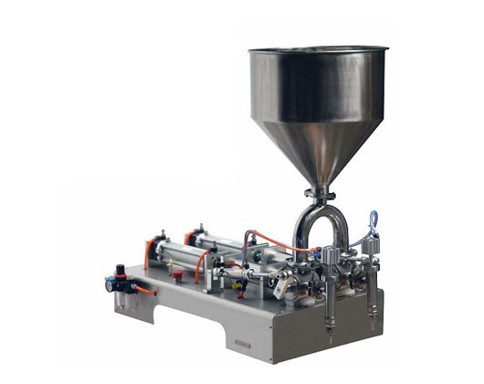 SGT 500 Double-Head Paste Filling Machine