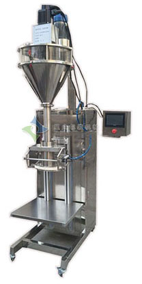 Single-head Seasoning Powder Filling Machine Semi-Automatic Type