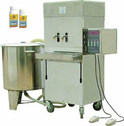2G Semi-automatic Liquid Filling Machine 10-1000mL