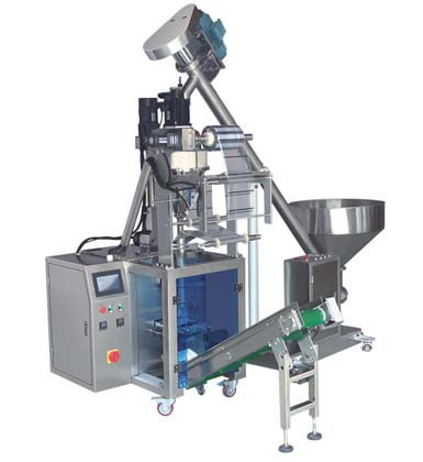 Bag Forming Powder Packaging Machine with Servo Motor
