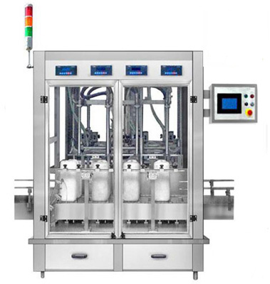 Lubricant Oil Special Filling Machine Advantages