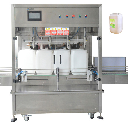 5 Liter Soybean Oil Automatic Filling Machine