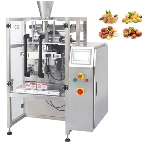 Nuts Automatic Packaging Machine Price $5400