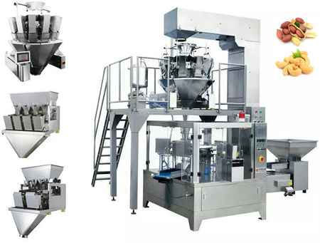 Automatic Particle Packaging Machine with Computer Electric Scales