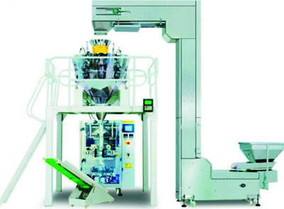 Z520 Combined Weighing Type Full Automatic Particle Packing Machine