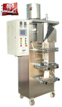 DXDY-320 Liquid Automatic Packaging Machine 3sides Sealing