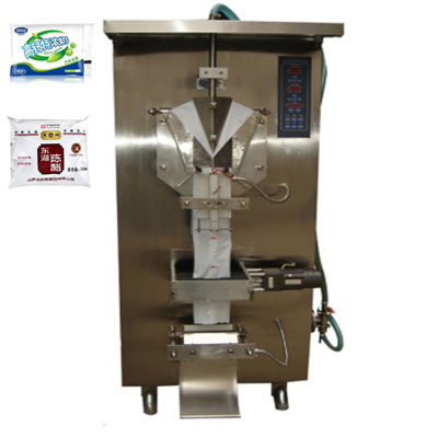 DXDY-320 Liquid Pillow Bag Automatic Packaging Machine