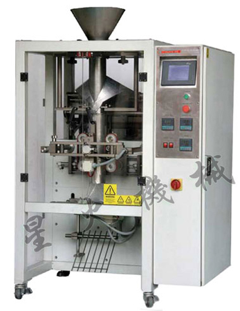 520 Vertical Granules Auto Packaging Machine Servo System Positioning