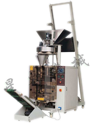 200Z volumetric metering automatic fried chips packaging machine