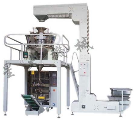 220D Combination Weighing Automatic Chips Packaging Machine