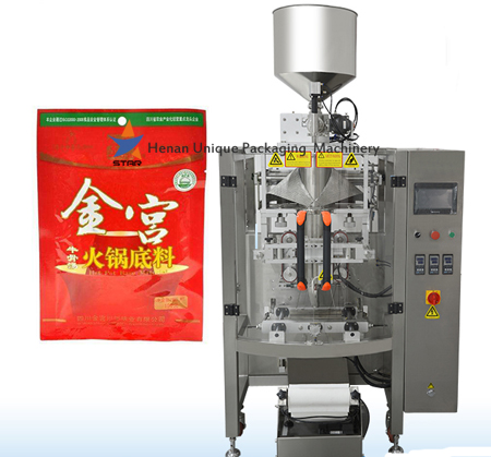 Pillow Bag Automatic Liquid Packaging Machine 200ml-2000ml