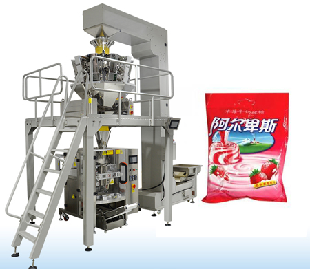 Candy Automatic Weighing Packaging Machine
