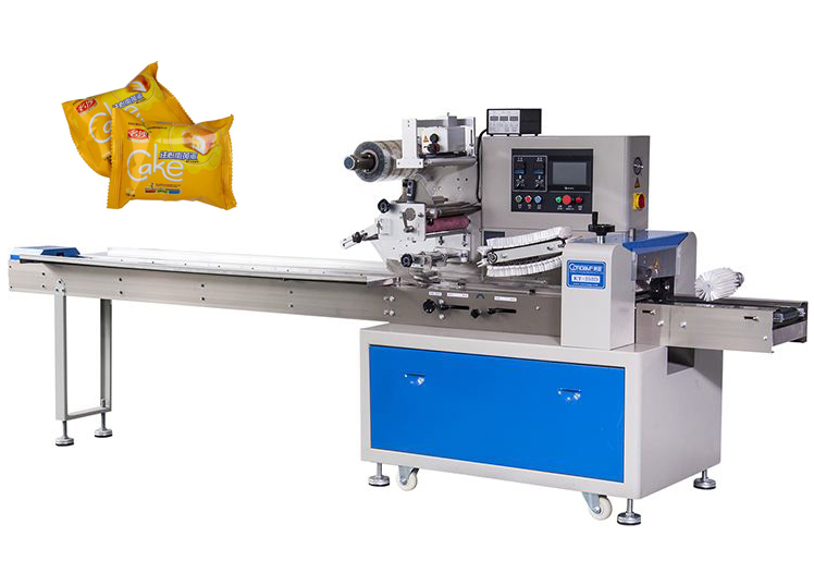 400 Automatic Pillow Type Packaging Machine