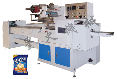 450 No-tray Objects Automatic Packaging Machine