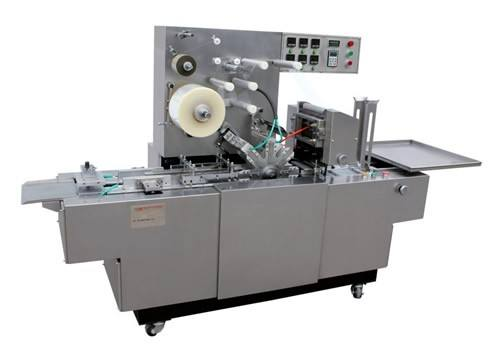 XH-300B Tree-Dimensional Packaging Machine
