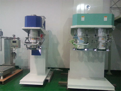 25kg Double Bucket Powder Quantitative Packaging Machine