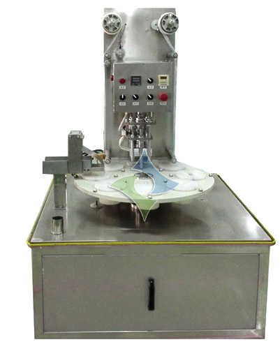 Biological Agents Filling And Sealing Machine