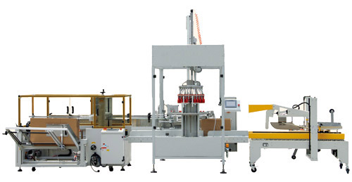 6000 Bottles/ Hour High Speed Filling Production Line