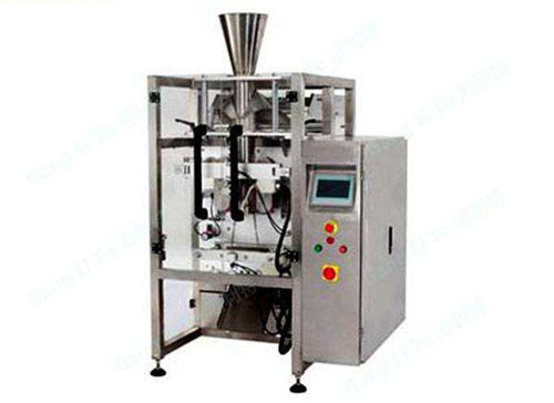 Vertical Full Automatic Sauce Filling Machine