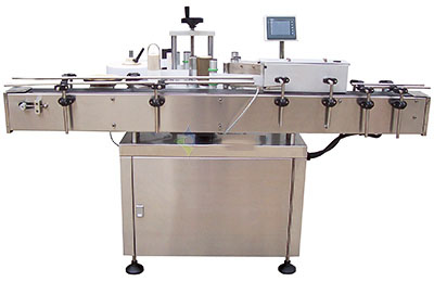 Double Heads Granular Sauce Filling Machine