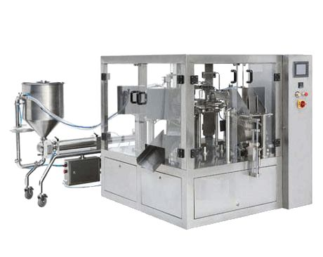 Granule Sauce Packing Machine