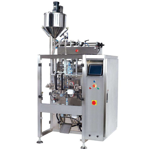 Automated Sauce Packing Machine