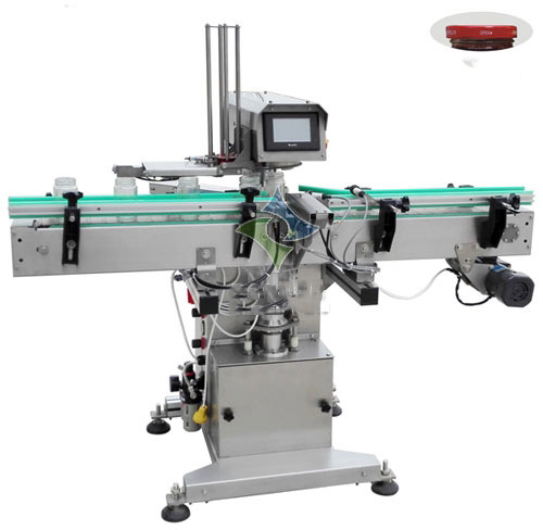 Glass Bottle Vacuum Capping Machine