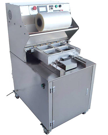 Nitrogen Filling Vacuum Sealing Machine