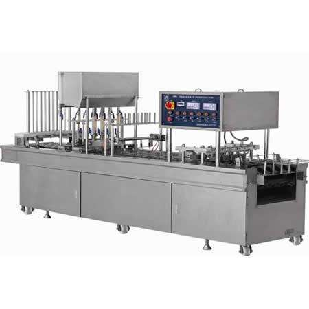 BG-16C Plastic Cup Filling and Sealing Machine