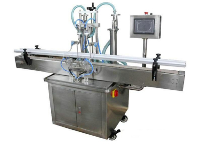 Daily Chemical liquid Filling And Capping Machine Line