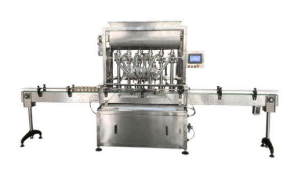 Lubricating Oil Automatic Filling Machine